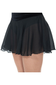Georgette Figure Skating Skirts