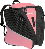 Transpack Solid Pink Figure Skate Bag