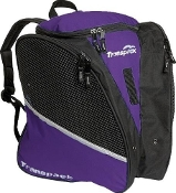 Transpack Solid Purple Figure Skate Bag