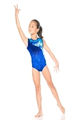Gymnastics Sleeveless Leotard