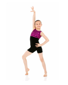 Gymnastics Sleeveless Unitard
