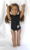 GK American Girl Doll® Leotards