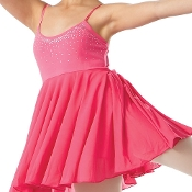 Dance Leotard with Chiffon Skirt