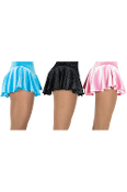 Twinkle Velvet Figure Skating Skirts