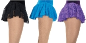 Lace Figure Skating Skirts