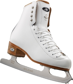 Riedell 3030 Aria Womens Figure Skate Boots