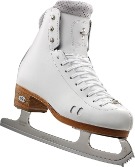 Riedell 2010 Fusion Womens Figure Skate Boots