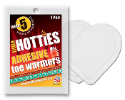 Little Hotties Toe Warmers
