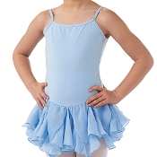 Basic Camisole Skirted Dance Leotard