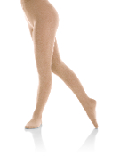 Mondor Naturals Footed Heavy Weight Ice Skate Tights 3371