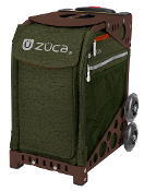 Zuca Bag-Forest Green