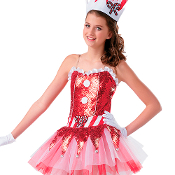 Candy Cane Lane Holiday Costume