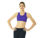 Mondor 3519 Racerback Sports Bra Top