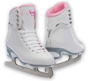 Jackson SoftSkate Plus JS181 Girls Ice Skates