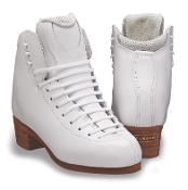 Jackson Elite DJ4400 Low Cut Womens Figure Skate Boots