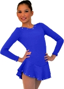 ChloeNoel DLF38 Figure Skating Dress
