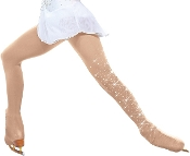 ChloeNoel TB8832 Over the Boot Tights with Crystals