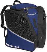 Transpack Solid Navy Figure Skate Bag