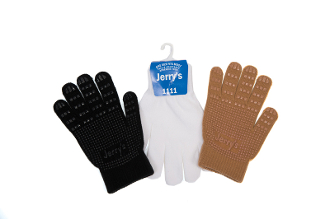 Knit Stretch Gripper Gloves