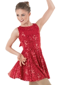 Hooked on Swing Dance Dress