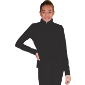 ChloeNoel JT811 Fleece Figure Skating Jacket