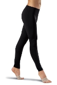 Balera Full Length Black Leggings