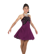 Jerry's 253 Crystal Cocktail Figure Skating Dress