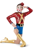 Toy Soldier Holiday Costume
