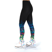 24ce1c08163e6 Mondor 4453 Polartec Fleece Figure Skating Pants · Jerrys S101 Monet Print Skating  Pants