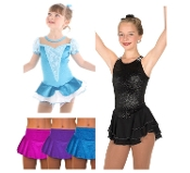 Clearance! Figure Skating Dresses, Ice Skating Dresses