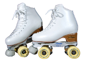 Edea Discovery Deluxe Roller Skate Package